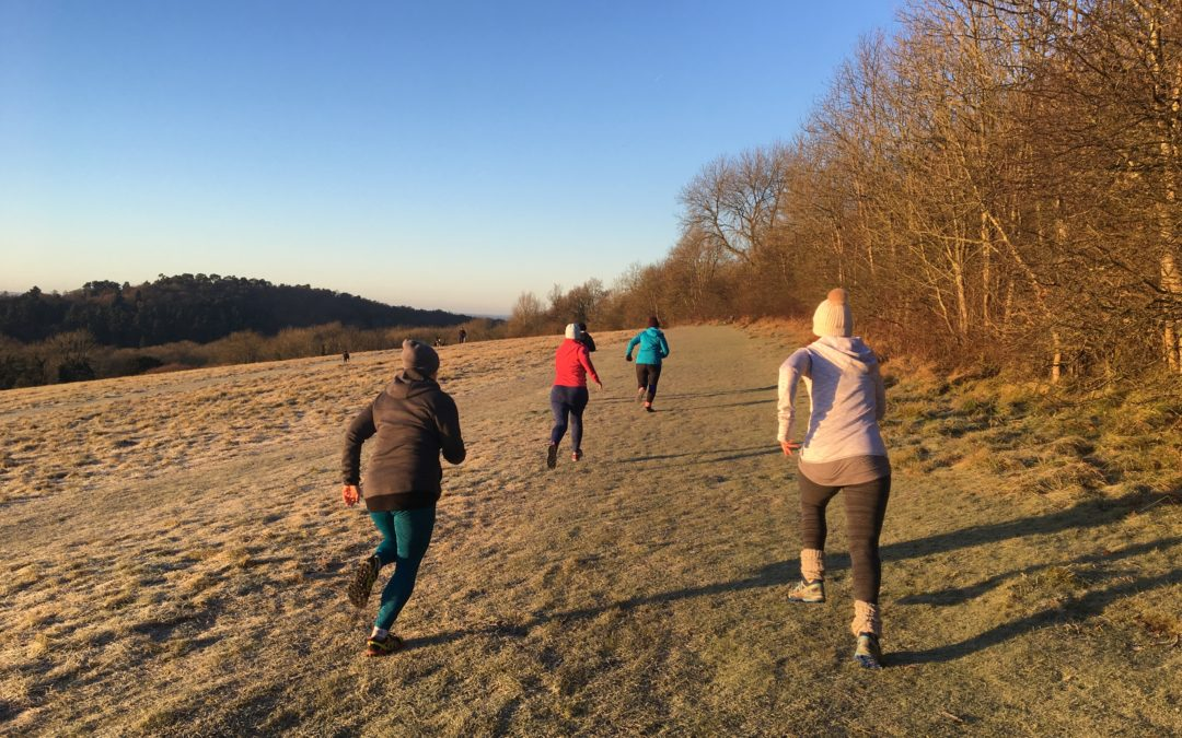 How Charlie Grew to Love Hill Sprints