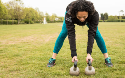 Stuck at home – Kettlebell workouts