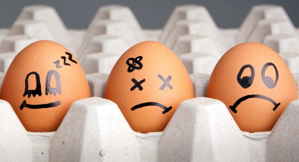 Egg moods
