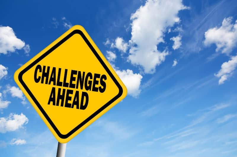 The Challenge is the Challenge