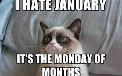 I Hate January