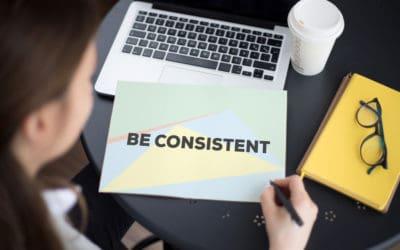 Consistency vs intensity